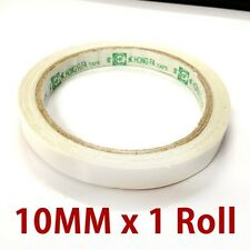 Double Sided Adhesive Tape Thin Long Sticker Stationery Roll 10MM Office A0285-2