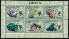 Mozambique 1783,1807 MNH Minerals