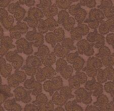 Quilt Fabric: 100% Cotton, Smooth Swirl, Chocolate, Sg-06, Tonal blender Bty