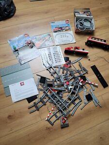 Lego High Speed City Express Passenger Train 7745 & 7864 - 1985