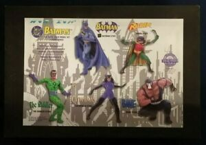 Batman Horizon 1/8 Scale Solid Model Kit Unassembled 37301 Free Shipping