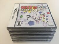 Best of Tests DS (Nintendo DS, 2008) DS NEW