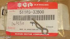 RF600 DL SV 650 New Genuine SUZUKI Front Fork Damper Spring Seat Pin 51188-32B00
