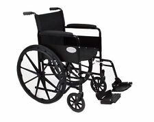 Angel Mobility AMW0046BF Folding Lightweight Self Propelled Wheelchair