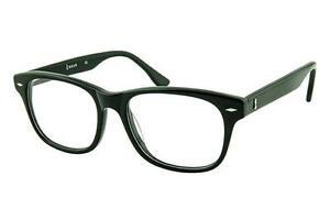 IWEAR 3040 Classic Acetate Bold Glasses With Prescription Lenses 49-17-140