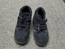 OshKosh B'gosh Toddler Boy's High-Top Sneakers Shoes Size 11 M Leather