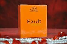 EXULT BY Naomi  Campbell EDT 50 ml., Discontinued, New in Box,  Sealed