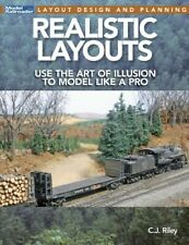Realistic Layouts : Use the Art of Illusion to Model Like a Pro, Paperback by...