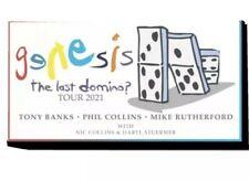 Genesis The Last Domino? Set list Live 2021 Leeds Phil Collins progrock