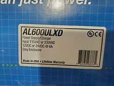 Altronix AL600ULXD 24VDC or 12VDC 6 Amp Volt CCTV Access Power Supply Charger