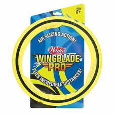Wahu 33cm Wingblade Pro - Yellow - Outdoor Beach Flying Ring
