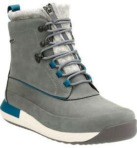 Clarks Johto Rise GTX GoreTex Waterproof Winter Boots Men's Size 9