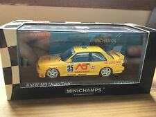 "rare bmw m3 e30 #35""as auto tech""jtcc 1988 minichamps kyosho 1/43"