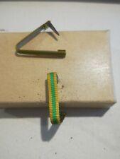 rappel ruban boutonnière pour médaille militaire ANNAM