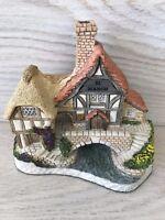 Vintage David  Winter Birth Day Cottage Arches Thwonce Date March 31