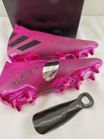 Adidas NEMEZIZ 19+ SG Football Shoes Shock Pink Core Black Rrp £180 UK Size 9