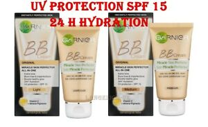 Garnier ORIGINAL Miracle Skin Perfector Daily All in One BB Cream SPF 15   50 ml