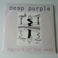 Deep Purple - Rapture of the Deep - Vinyl LP 1st Press Purple White Coloured NM