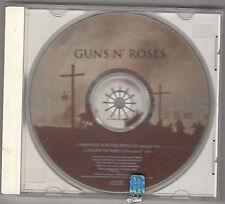 GUNS N' ROSES - sympathy for the devil CD single