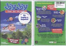 DVD: JAY JAY THE JET PLANE SUPER LOOP DE LOOP IN ENGLISH & SPANISH......NEW
