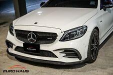 Mercedes Benz C43 AMG EH Performance carbon front lip