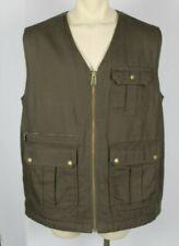 Duluth Trading Mens Iron Range Fire Hose Vest Jacket Fleece Lined XL Tall LKNW!