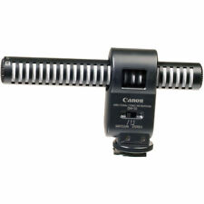 CANON DM-50 Directional Stereo Microphone for Camcorders