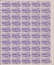 Us stamp - 1950 kansas City Centennial - 50 stamp sheet #994