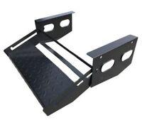 Single Pull Out BLACK Steel Step Caravan Camper Trailer Accessories Jayco Parts