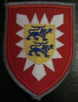 ✚0318✚ German Bundeswehr sleeve patch insignia 17th PANZER GRENADIER BRIGADE
