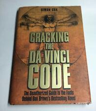 Cracking the Da Vinci Code by Simon Cox - Hardcover