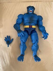 "Marvel Legends 6"" figure BEAST 2019 Hasbro X-Men Avengers Caliban"