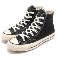 Converse First String Chuck Taylor 70 1970s Hi Black Canvas Men Women 162050C