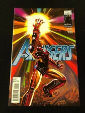 Avengers Vol.4 # 12 - Iron Man / Infinity Gauntlet