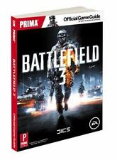 Battlefield 3 : Prima Official Game Guide; 2011 HC Collector's Edition