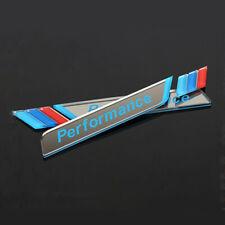 2pcs Luxury Acrylic Car Window Sticker Badge Emblem Logo Decal Universal For BMW