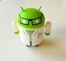 RARE Android Mini Collectible Figure: UX Researcher Android User Experience