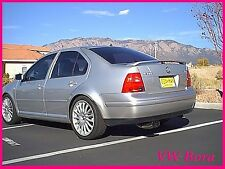 VW BORA REAR/BOOT SPOILER (1998-2005)