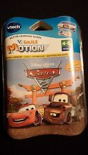 V.Smile Motion Disney Cars Electronic Learning Game Software