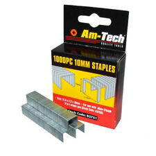 1000 x Heavy Duty 10mm Staples B3751 Gun Upholstery For Use With B3750