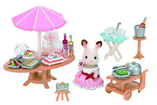 Sylvanian Families Seaside Birthday Party