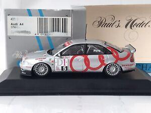 Audi A4 STW Emanuelle Pirro AZK/ROC Champion STW 1996 1:43 Minichamps 430961505