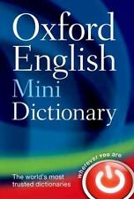 Oxford English Mini Dictionary (2013, Paperback)