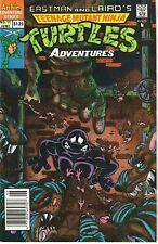 Teenage Mutant Ninja Turtles #11 F/VF (Archie, 1990) RARE Canadian Price Variant