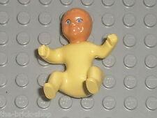 Personnage bébé LEGO Belville x847cx5 Minifig Figure Baby / Set 5895 5860 5890