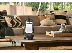 Kichler 49500BKTLED Lyndon 19 X 8 inch Textured Black Outdoor Portable Lantern