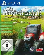 Die Landwirtschaft 2017 (Sony PlayStation 4, 2016)