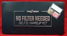 Profusion - No Filter Needed - Selfie Makeup Kit - Black Case (New)