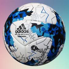 ADIDAS KRASANA FIFA WORLD CUP 2018 RUSSIA THERMAL SOCCER BALL REPLICA SIZE 5