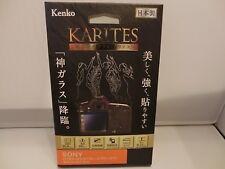 Brand New Kenko KARITES Screen Protectors KKG-SA7M2 for Sony α7SII/7RII/7II